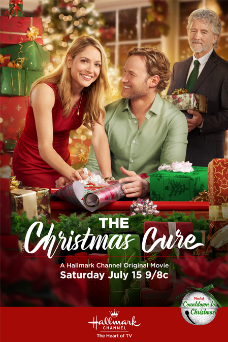Hallmark Christmas In July Logo.The Christmas Cure 2017 Hallmark Channel Lifetime Uncorked