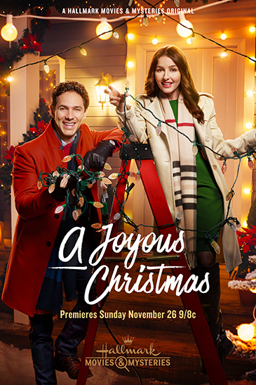 A Joyous Christmas (2017 Hallmark Movies and Mysteries ...