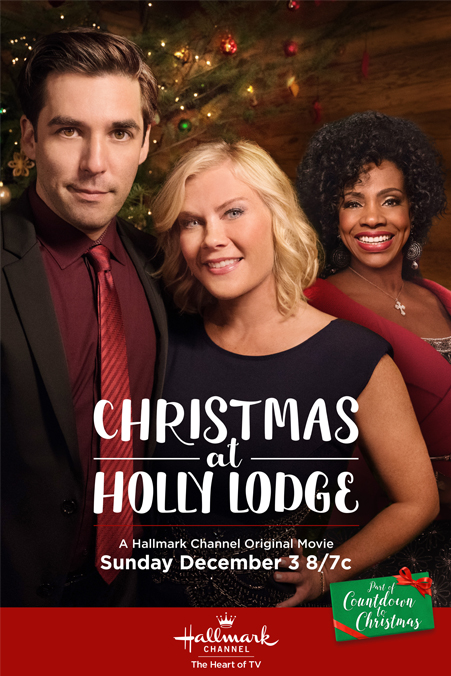 Christmas At Holly Lodge 2017 Hallmark Channel