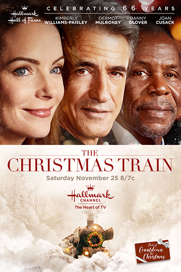 TheChristmasTrain_Poster