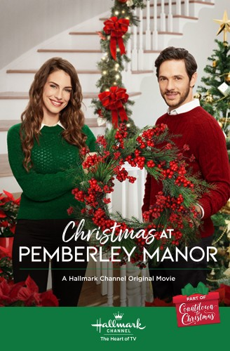 Christmas In July Hallmark 2019.Christmas At Pemberley Manor 2018 Hallmark Channel