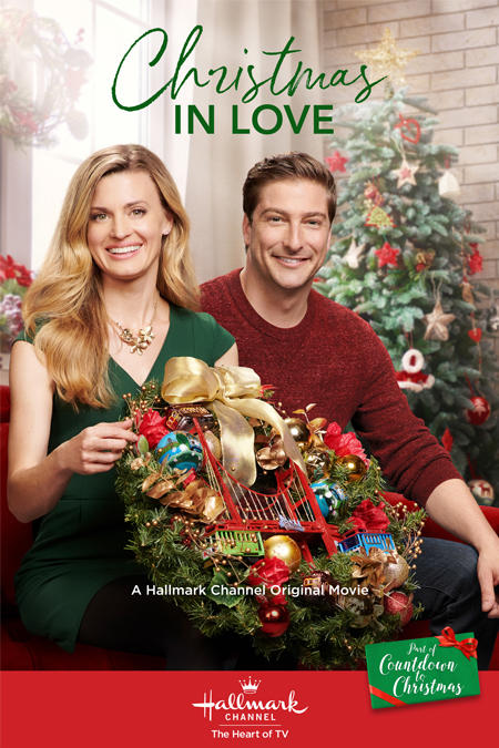 Christmas At Graceland 2018 Hallmark Poster.2018 Holiday Tv Movie Preview Lifetime Uncorked