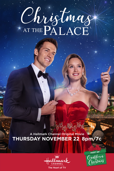 Christmas at the Palace (2018 Hallmark Channel) – Lifetime Uncorked