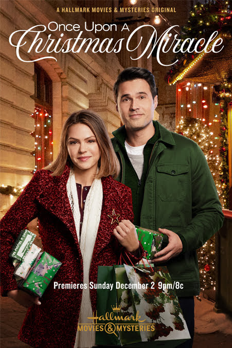Hallmark Movies And Mysteries.Once Upon A Christmas Miracle 2018 Hallmark Movie Mysteries